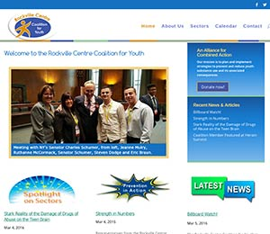 Rockville Centre Coaltion for Youth